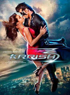 Ver Krrish 3 película completa sub español gratis y descarga películas hindú subtituladas en español.