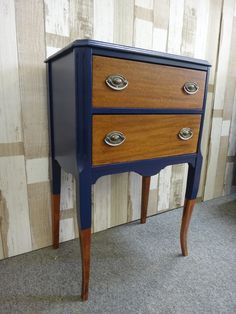 Updated Vintage Sewing Chest