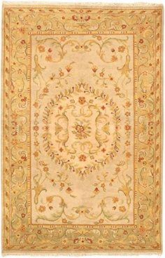 "New Indian Jaipur Style Light Gray Rug 6'0"" x 9'1"" ecarpetgallery Area Rug Floral Hand-knotted Carpet eCarpet Gallery http://www.amazon.com/dp/B00PBBSRVW/ref=cm_sw_r_pi_dp_XHvYwb1ZFE0W1"