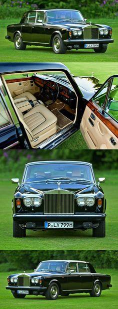 1979 Rolls Royce Silver Shadow II