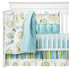 Sweet Jojo Designs 11pc Layla Crib Set - GIRL