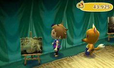 Reiners Zelt  Bilder+Statuen  Fälschungen - Animal Crossing: New Leaf