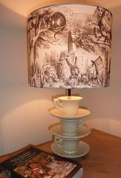 lámpara alicia