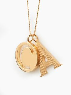 With 26 letters are available in our Alphabet collection, you can personalise your necklace with your choice of charms