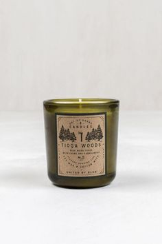 8.5 oz. Tioga Woods Out-of-Doors Candle | United by Blue