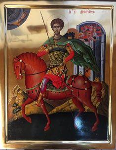 Byzantine Art, Orthodox Icons, San, Painting, Painting Art, Paintings