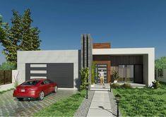 20 House Design Hidden Roof Ideas House Design Facade House Modern House Design