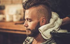 How To Ask For A Haircut – Hair Terminology For Men 2018  #MensHairStyles #MensHairCuts #MensHairStyles2018