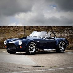 Classic Car News – Classic Car News Pics And Videos From Around The World Ac Cobra 427, 1965 Shelby Cobra, Shelby Car, Detroit Cars, Weird Cars, Crazy Cars, 1964 Ford, Carroll Shelby, Mustang Boss