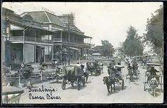 Pasar Besar circa 1910
