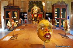 Setia Darma House of Mask & Puppets - Bali Magazine
