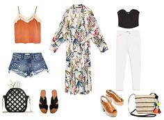 1 vestido 3 looks
