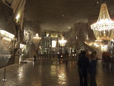 Wieliczka Salt Mine's first tourist trail was established at the turn of the 19th century. A couple of centuries later in 1978, it was listed as a UNESCO World Heritage Site. Now it's the largest ...