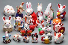 昔のおもちゃ博物館~山崎茂さんの全国郷土玩具行脚~ Japanese folk toy