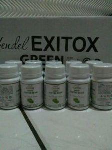 jual green coffee pelangsing exitox