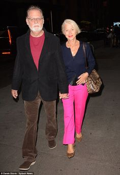 Start her up:Helen Mirren, 70, the charismatic star of The Queen, attended an exclusive s...
