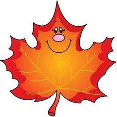 картинки красивые осенние листья с глазками подобном исполнении