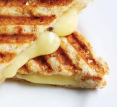 Sounds good with spinach instead of tomatoes!  Cheesy toasties | Healthy Food Guide