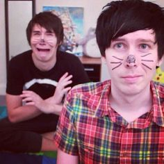 Dan and Phil, Phil is not on fire 4