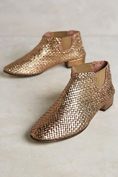 Elodie Bruno Jagger Ankle Shooties