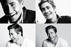 Jake Gyllenhaal is gorgeous!