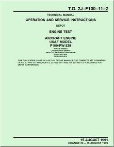 pratt whitney f100 pw 229 aircraft engines maintenance rh pinterest co uk Thunderbird Aircraft Fokker F100