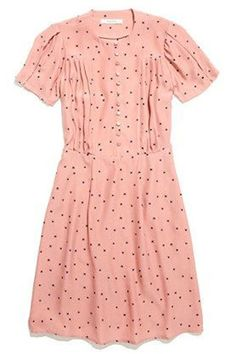 Granny Chic - Sessun Capricorn printed dress at Madewell.com