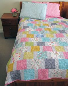 Sunday Afternoon Quilt