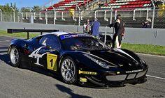 Ferrari 458 GT Italia / Scuderia Villorba Corse
