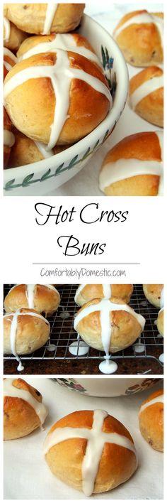 Hot-Cross-Buns | ComfortablyDomestic.com