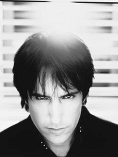 Trent Reznor - born May 17, 1965 Mercer, PA. American songwriter, musician, producer and sole member of multi - platinum act Nine Inch Nails. Now Academy award winning film composer.