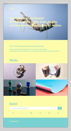 A showcase of effective and beautiful web design Web Design Color, Site Web Design, Website Design Layout, Web Layout, Layout Design, Graphic Design, Interface Web, User Interface Design, Conception D'interface