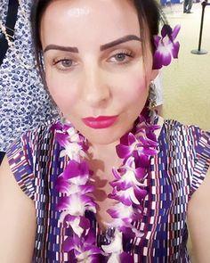 Flowers <3 #selfie   #annadziubek #bydziubeka #bracelet #hawaii #amazing #view #landscapes #hot #summer #bydziubekaintravel #travel #jewellery #fashion #bijoux #ootd #like #love