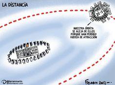 La distancia de los políticos respecto a sus ciudadanos « Ferran Martín