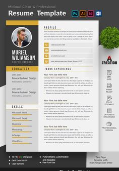 Graphic Designer Resume Template, Indesign Resume Template, Graphic Design Resume, Modern Resume Template, Best Resume, Resume Cv, Cv Templates Free Download, Cv Examples, Creative Resume