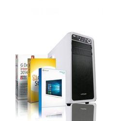 Workstation PC INTEL Core I7 Quadcore 4x2.93GHz 8GB 1000GB GeForce Windows 10
