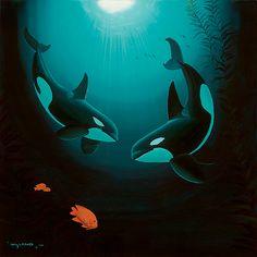 Wyland Marine Life Artist - Partners