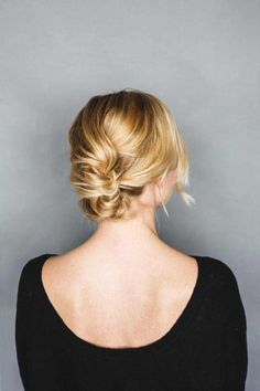 twist1 Easy Up-Dos for Short to Medium Length Hair