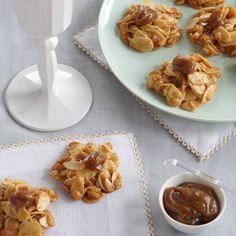 Dulce de Leche Crispies // More Gooey Desserts: http://www.foodandwine.com/slideshows/gooey-desserts #foodandwine