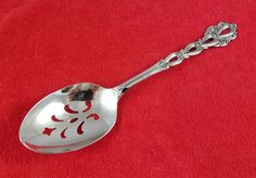 Dinner knife da vinci by oneida heirloom cube mark stainless pierced serving spoon chandelier by oneida community stainless flatware 8 38 aloadofball Gallery