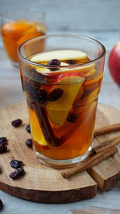 Smoothie Drinks, Fruit Smoothies, I Love Food, Good Food, Christmas Food Photography, Cooking Photography, Winter Drinks, Polish Recipes, Cafe Food
