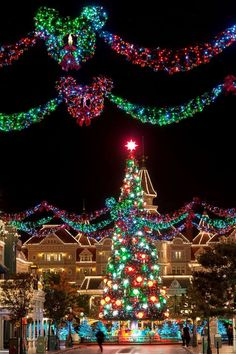 Mickey Mouse Christmas Wreaths