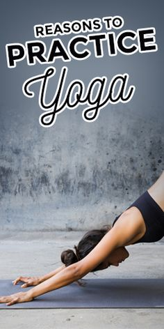 6 Great Reasons To Practise Yoga #meditation #relaxation #exercise