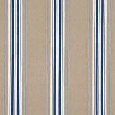 Cotton - Width: Horizontal Repeat: Country of Origin: Thailand. Not Tested for compliance with the New California Technical Bulletin Up the bolt. Ships from SC. Minimum Order Qty: Clean Code: S. Striped Fabrics, White Fabrics, Drapery Styles, Indigo Colour, Antique Roses, Blue Fabric, Cotton Fabric, Pattern Names, New Print