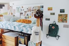 "frecklesandfilms: "" ""my cozy room in the middle of manhattan pt. 3, summer in the city "" """