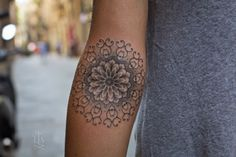 Coisas Fúteis | Estefanie Ribeiro: Tatuagens de mandala