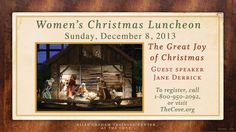 Women's Christmas Luncheon at The Cove