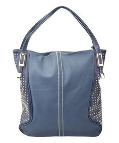 Love this Blue Catina Hobo by Amore on #zulily! #zulilyfinds