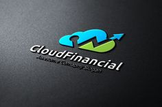 Check out Cloud Financial by Super Pig Shop on Creative Market