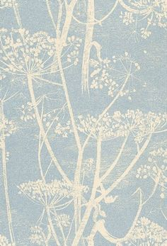 Cole & Son Cow Parsley Wallpaper main image